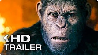 PLANET DER AFFEN 3: Survival Trailer German Deutsch (2017)
