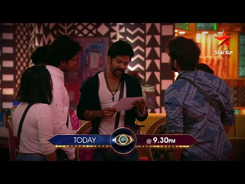 #Monal ni date ki evaru teskeltharu?? #Abijeet or #Akhil?? #BiggBossTelugu4 today at 9:30 PM