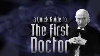 Hagas guide to to Classic Doctor Who. Its been designed to give New Who fans an idea of where to start with the Classic Show.