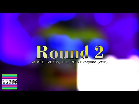 Rede Globo Csupo 1995 Effects Round 2 vs MFE, IVE135, TFE, PR & Everyone (2⁄15)