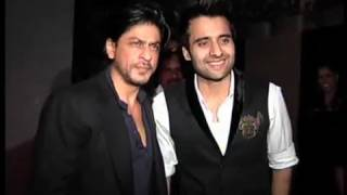 SRK At Jackky Bhagnani's Birthday Party
