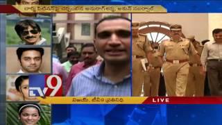 Akun Sabharwal meets DGP Anurag Sharma over threat calls and Drugs Case
