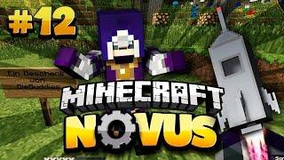 Die Buddies trollen mich?! - Minecraft NOVUS Ep. 12 | VeniCraft