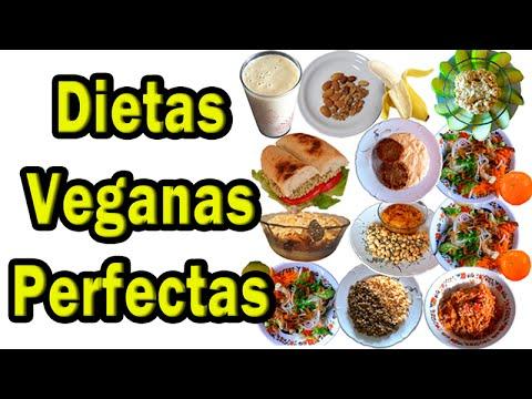 ¿Como diseñar una dieta VEGANA perfecta? (Sin cálculos)