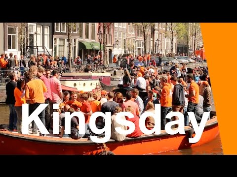 Kingsday Amsterdam (Koningsdag)