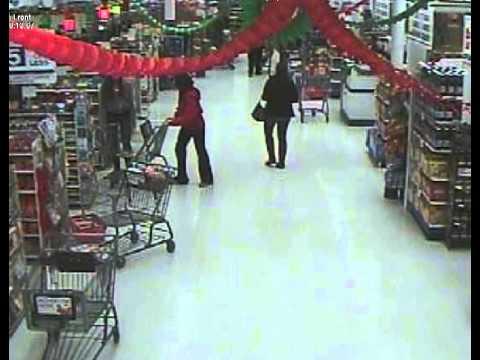 12/21/2012: Purse Snatching at Shop Rite, 1975 Black Rock Tpke, Fairfield, CT
