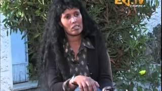 Eritrean Music Artist Interview   Almaz Yohanes by Eri TV