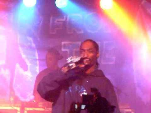 Snoop Dogg Daz Kurrupt - Tha Shiznit & Staxxx In My Jeans Live Glass House 122608