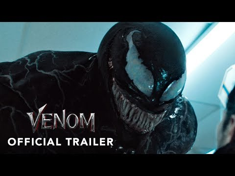 VENOM – Official Trailer – Tom Hardy Movie