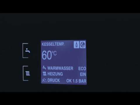 Buderus GB192i GB192iT - Komfortowy panel dotykowy