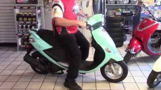 8. 2016 Genuine Buddy 50 Scooter Review