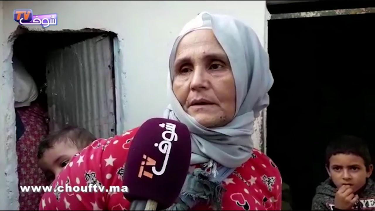 تصريح صادم لوالدة المجرم اللي قطع لمتشرد راسو فغابة بالمحمدية..كان غادي يقتلني أنا الأولى   خارج البلاطو