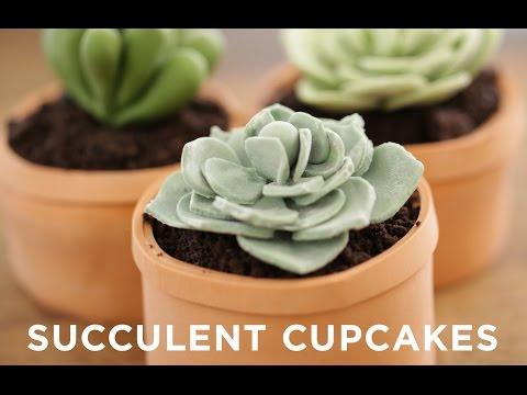 Cupcake yapmanın eğlencesi, üstünü süslemesi!