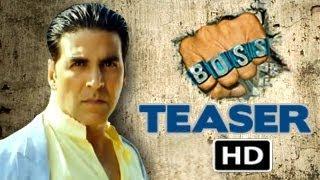 Akshay Kumar - Boss Teaser Trailer
