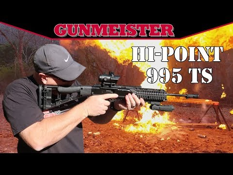 Hi-Point 995 TS | The Best 9mm Carbine?