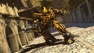 First 30 Minutes: Transformers: Dark of the Moon [XBOX360/PS3/WII] (720p HD) Part 1/2
