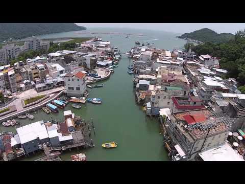 Hong Kong Drone Video