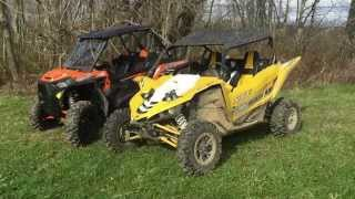 7. Polaris RZR XP Turbo vs. Yamaha YXZ MPI Turbo