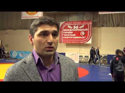 Вартерес Самургашев: Юношеская борьба более зрелищная