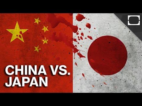 Why China Hates Japan
