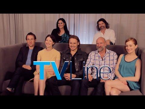 """Outlander"" Preview at Comic-Con 2014 - TVLine"