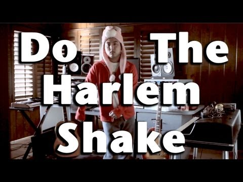 HARLEM SHAKE (David Choi Edition)