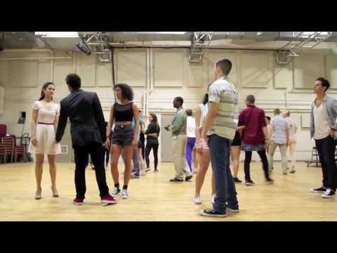 Jon Rua, West Side Story Tribute - @Robinthicke 'Blurred Lines'