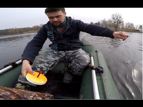 принцип рыбалки на кружки