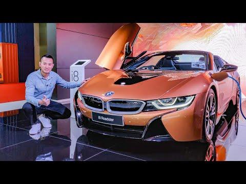 Khám phá chi tiết BMW i8 mui trần - Vẻ đẹp hoàn hảo của công nghệ | XEHAY - Thời lượng: 9 phút, 12 giây.