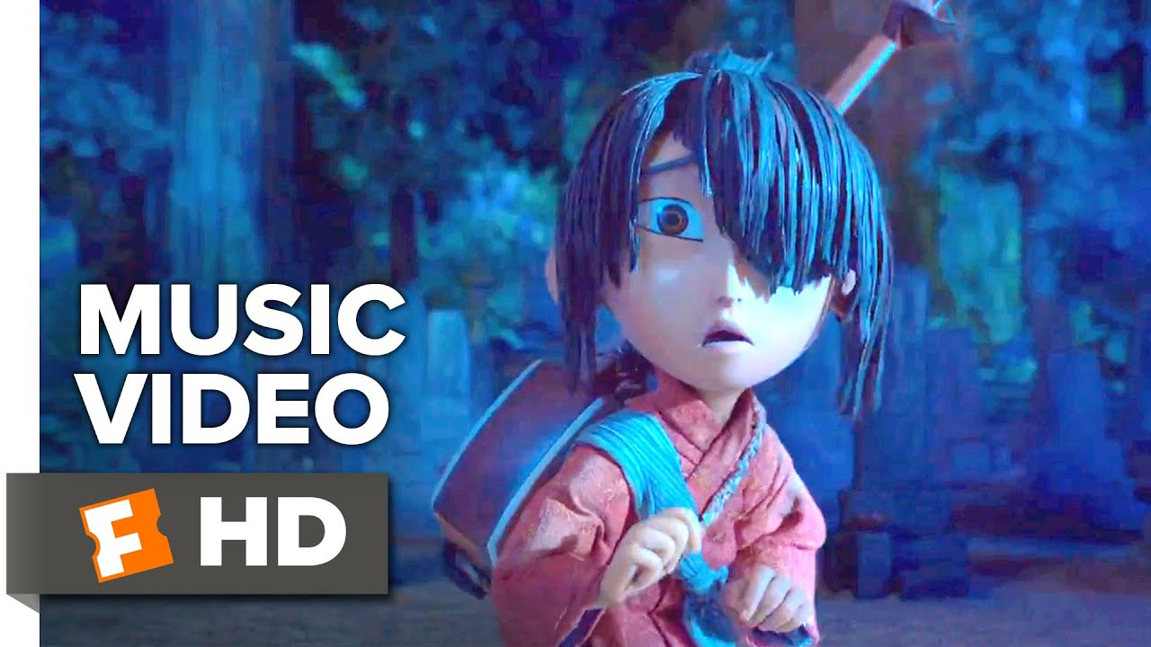 """Kubo and the Two Strings – Regina Spektor Music Video – """"While My Guitar Gently Weeps"""" (2016)"""