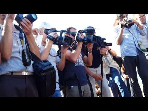 جثمان الكاتب العالمي خوان غويتيصولو يوارى الثرى بمدينة العرائش