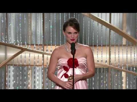 Golden Globes 2011 - Natalie Portman Acceptance Speech