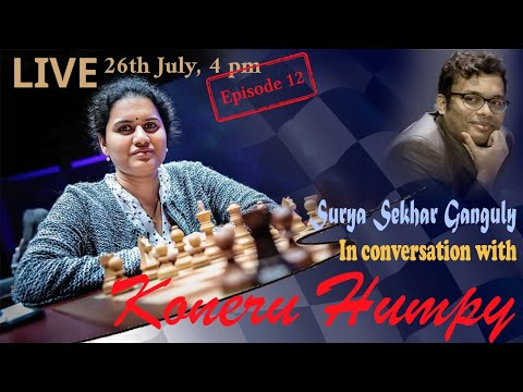 In Conversation with - Episode 12: Koneru Humpy - 'Ask Humpy'