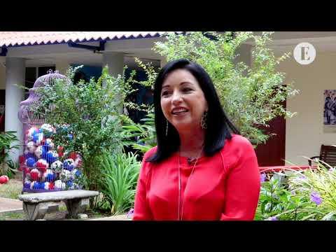 Leslie Ducruet: 'Frente al dolor, el dinero pierde su valor'