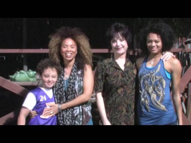 Girls Gone Oprah YouTube Sharing