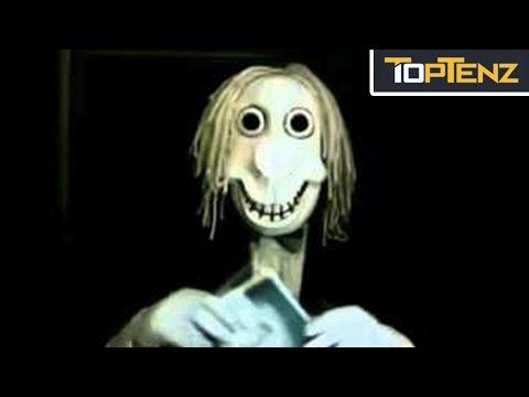 Top 10 CREEPY Children's TV SHOWS