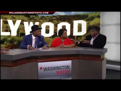 Unfiltered: Comedians Michael Colyer, Dominique & George Wallace Mix It Up W/ Roland Martin