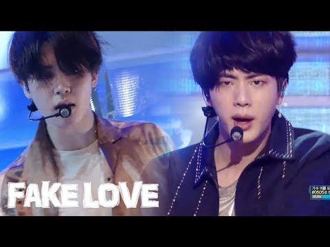 [Comeback Stage] BTS  - FAKE LOVE , 방탄소년단 - FAKE LOVE Show Music Core 20180526