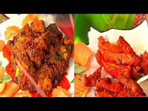 Chicken Curry and Chicken Sticks | Ruchi Chudu 28th Oct 2015