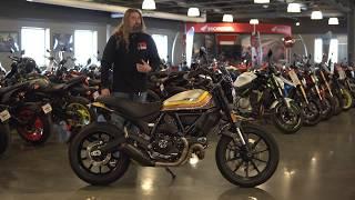7. 2018 RSD Ducati Scrambler