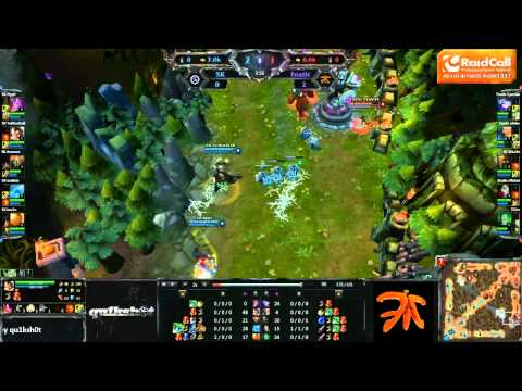 FnaticRC vs SK Showmatch - Game 3