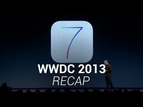 wwdc - WWDC 2013 Recap The WWDC keynote just wrapped up a few hours ago, and as always, Apple didn't disappoint. If you missed out, we cover everything Apple had to...