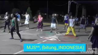 Bitung Indonesia  city photo : MJS, BITUNG INDONESIA (ZUMBA REMIX)