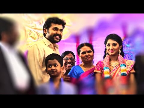 Raj TV director's daughter's wedding reception | Bala | Karthi | KS Ravikumar - BW