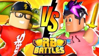SEEDENG vs IIFNATIK - RB Battles Championship For 1 Million Robux! (Roblox)