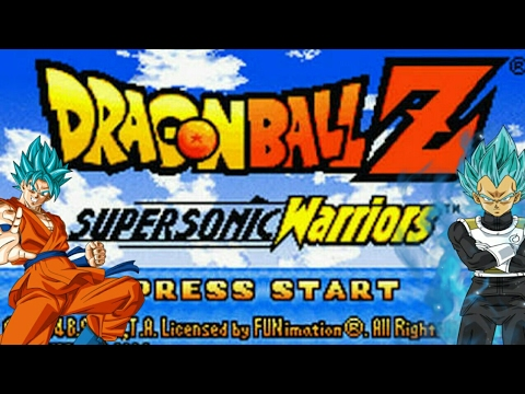 dragon ball z supersonic warriors 2 emulator online