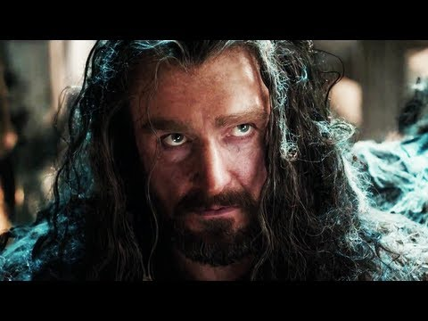 film trailer - The Hobbit: The Desolation of Smaug Trailer 2013 - Official movie teaser in HD - starring Ian McKellen, Martin Freeman, Richard Armitage, Cate Blanchett, Orl...