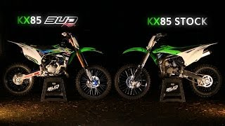 7. The New KX 85 by Bud Racing