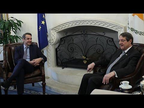 Στήριξη στις πρωτοβουλίες του Προέδρου Αναστασιάδη στο Κυπριακό από τον Πρόεδρο της ΝΔ …