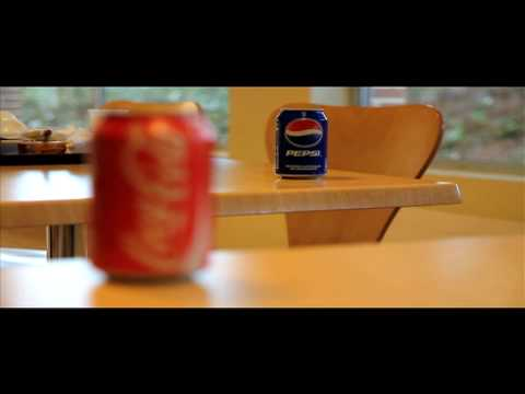 COLA WARS - Coke vs Pepsi (short film)